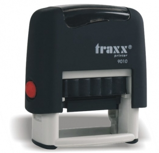 TRAXX 9010  text 9 x 25 mm