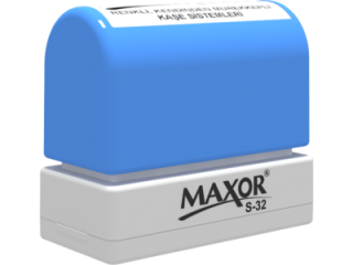 MAXOR S32 SET - 22x43 mm ekonom